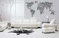 Mapa Mundi 4 Letras - Mapa Mundi