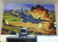 P47 Thunderbolt  Fab - Imagens Militares