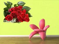Buque De Rosas - Arvores E Florais
