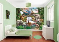 A Selva (safari Africano) Imagem - Infantil