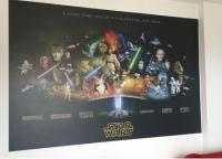 Star Wars 1 - Pop Art . Comic . Retro . Cult