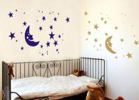 Lua E Estrelas - Infantil