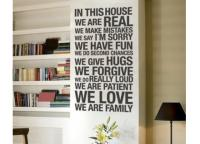 In This House - Frases
