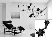 Floral De Canto 4 - Arvores E Florais