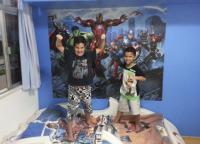 Vingadores (avengers) - Paineis Foscos (anti Reflexo)