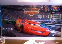 Cars Macqueen Imagem - Paineis Foscos (anti Reflexo)