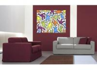 Keith Haring 3 - Pop Art . Comic . Retro . Cult