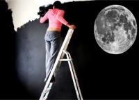 Lua Cheia - Paineis Foscos (anti Reflexo)
