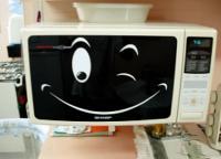Adesivo De Micro Ondas - Cozinha E Banheiro
