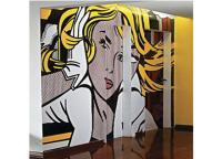 Roy Lichtenstein 3 - Pop Art . Comic . Retro . Cult