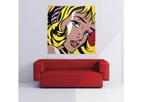 Roy Lichtenstein 4 - Pop Art . Comic . Retro . Cult