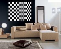 Vasarely 1   Optical Art - Pop Art . Comic . Retro . Cult