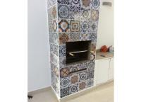 Mosaico Portugues Laminado Fosco - Azulejos Novo