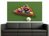 Bolas De Bilhar 3 - Salao De Jogos