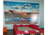 Cars E Planes Imagem  - Paineis Foscos (anti Reflexo)