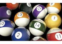 Bolas De Bilhar 4 - Salao De Jogos