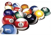 Bolas De Bilhar 5 - Salao De Jogos