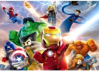Lego Super Herois - Paineis Foscos (anti Reflexo)