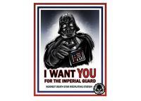 I Want You (darth Vader) - Pop Art . Comic . Retro . Cult