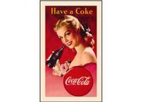 Coca Cola 7 - Pop Art . Comic . Retro . Cult