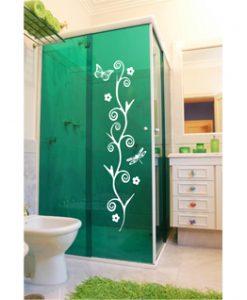 Adesivos de Parede para Banheiro