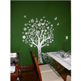 Adesivos de Parede de Árvores E Florais