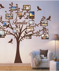 Arquivos Adesivos de Parede de Árvores E Florais - Cole Decore c8dd3044c87d7