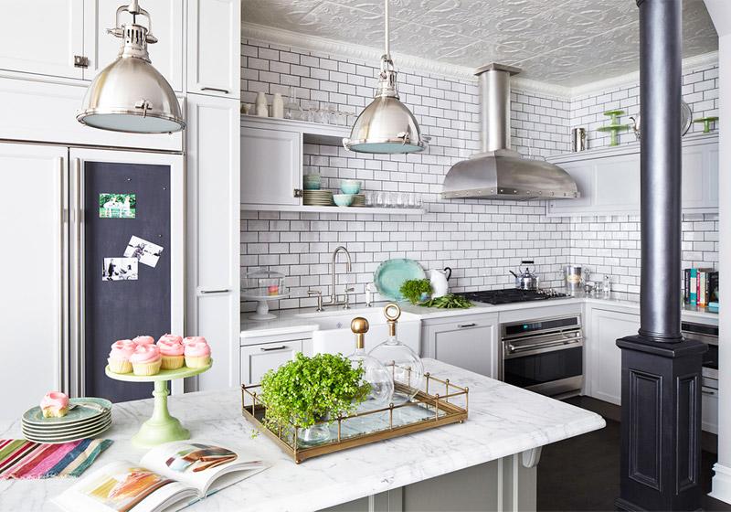 Papel de parede tijolo industrial branco metr de paris for Casa classica tile