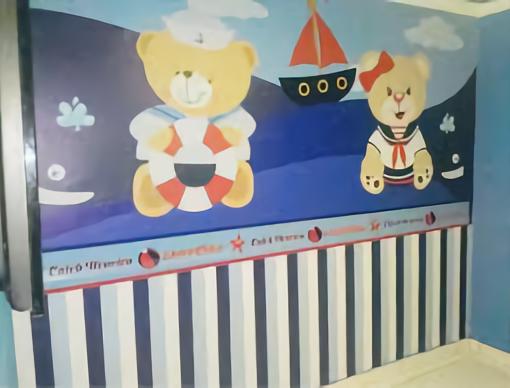 adesivo-de-parede-painel-ursinhos-marinheiros-personalizado